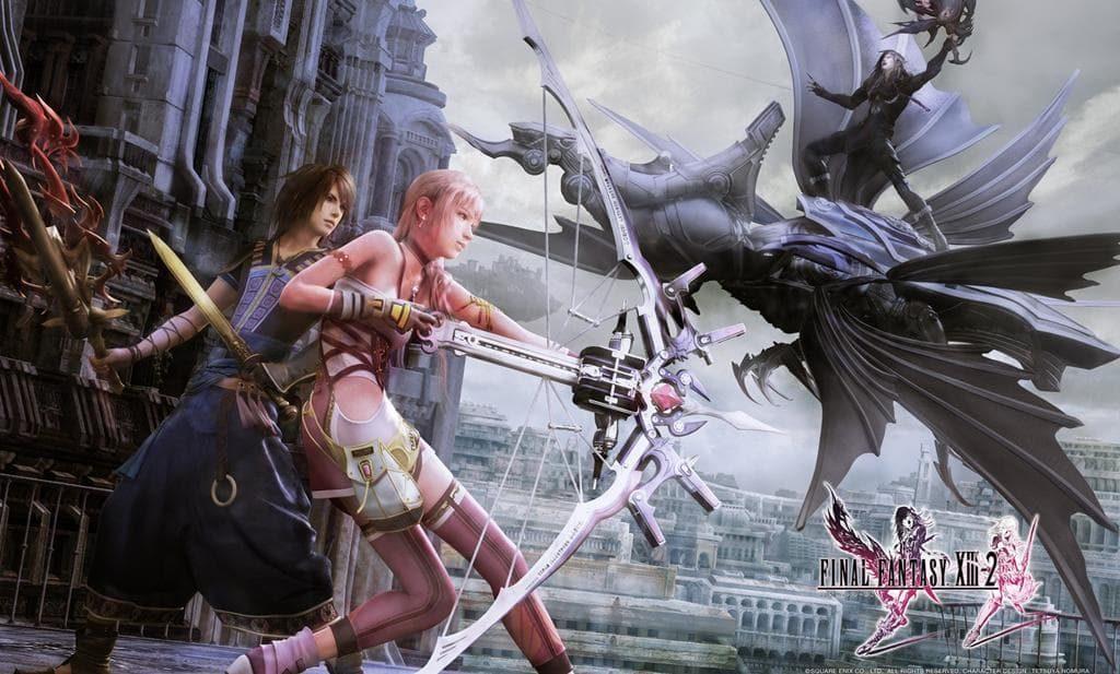 ファイナルファンタジー XIII-2 感想TOP画像