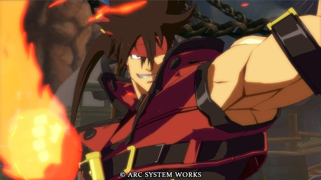 GUILTY GEAR Xrd -REVELATOR- 記事内