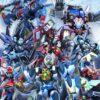 スーパーロボット大戦OG ムーン・デュエラーズ TOP