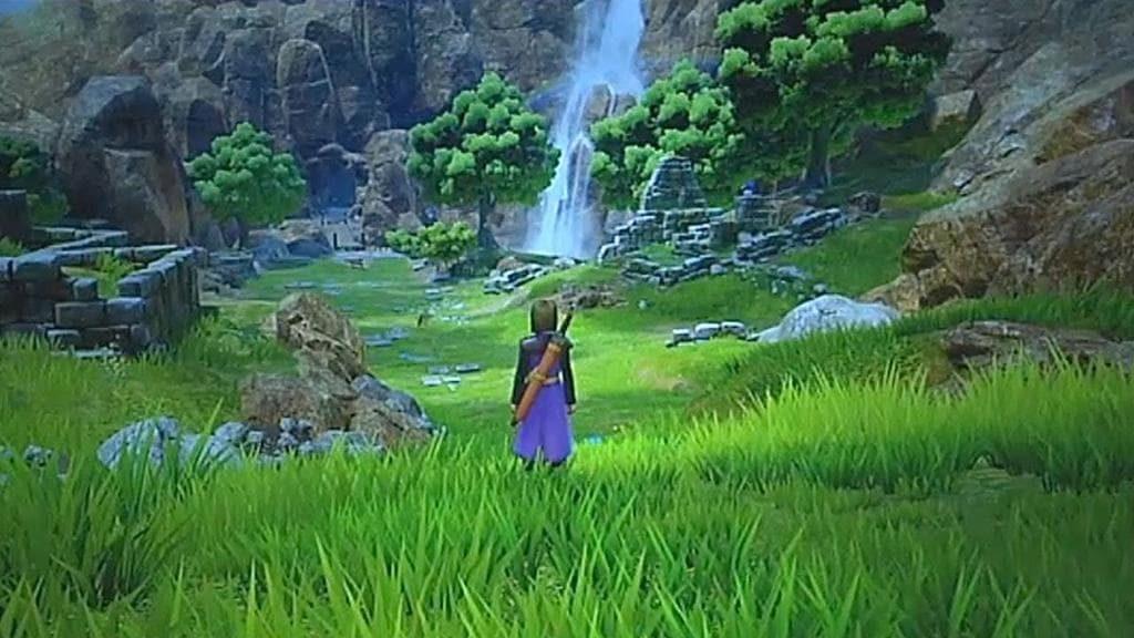 ドラゴンクエストXI PS4版