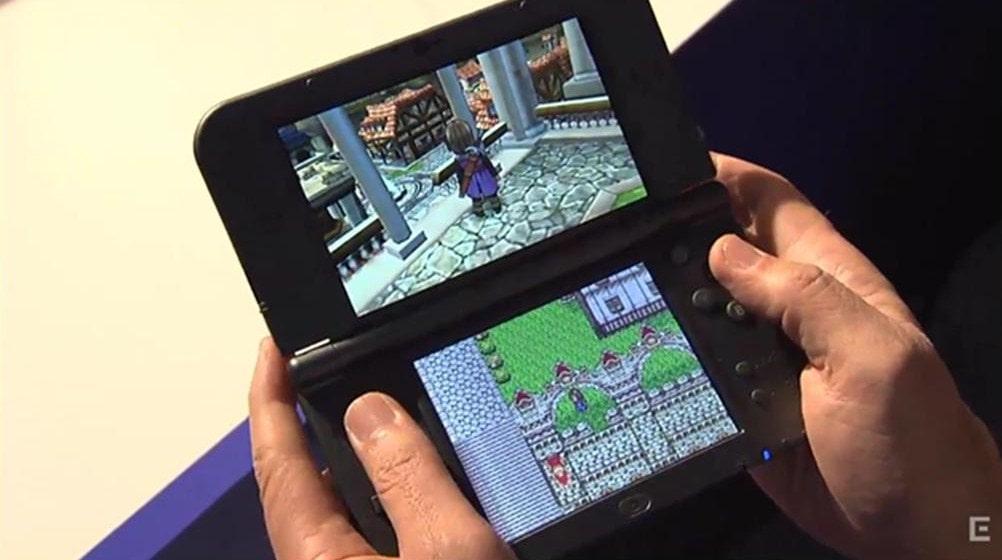 ドラゴンクエストXI 3DS版