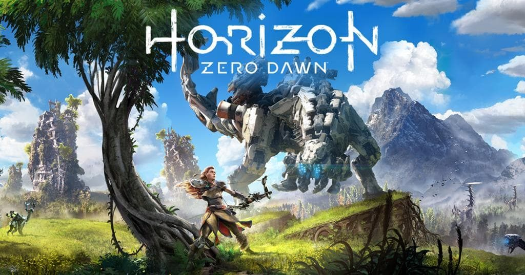 Horizon Zero Dawn パッケージ