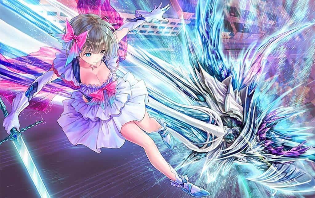 ブルーリフレクション 幻に舞う少女の剣