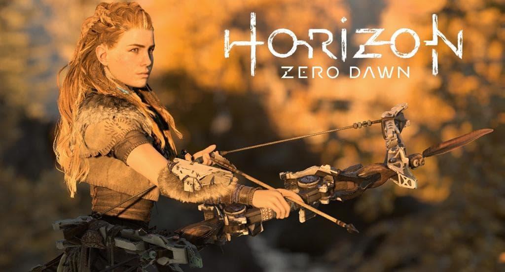 Horizon Zero Dawn 壁紙