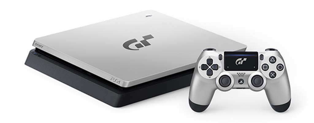 PS4 グランツーリスモSPORT リミテッドエディション