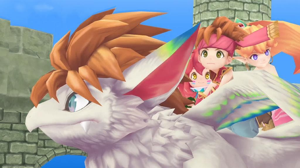 聖剣伝説2 SECRET of MANA