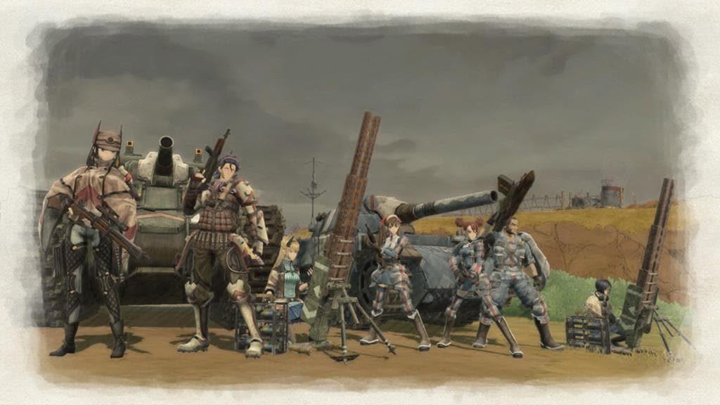 戦場のヴァルキュリア4