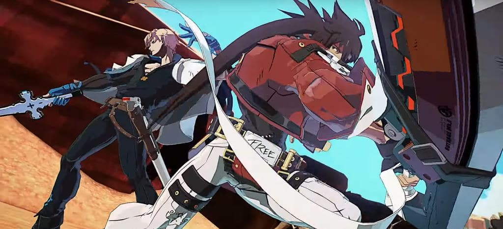 NEW GUILTY GEAR (仮)